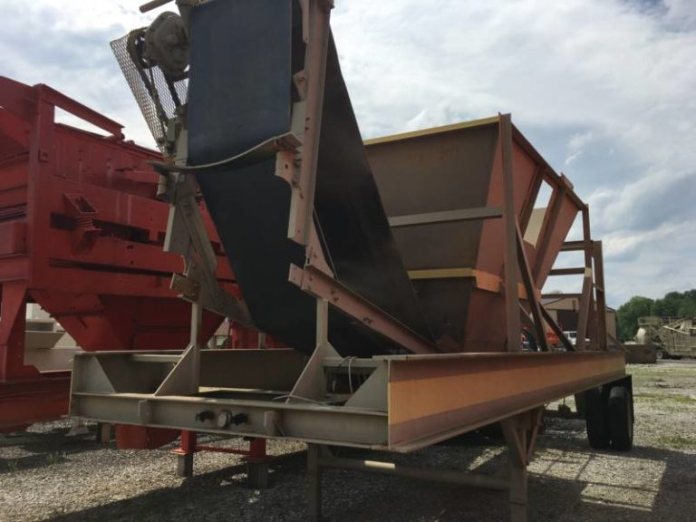 Portable Feed Hopper (#004022) : J W  Jones Company, LLC : http